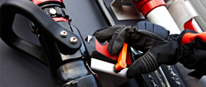 Fire truck storage systems - Rosenbauer