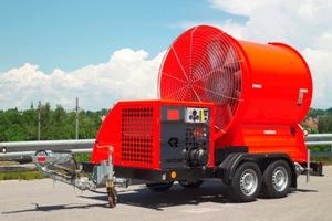 Large Fans Ventilation In Buildings Amp Tunnels Rosenbauer