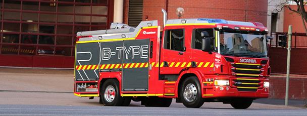 Rosenbauer presents the new B-Type in Australia - Rosenbauer