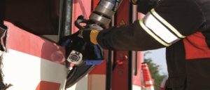 Firefighter tools for rescue - Rosenbauer