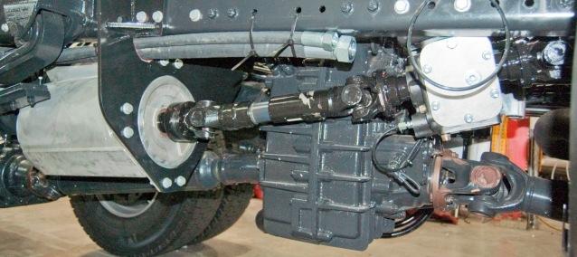 Eps Built In Amp Truck Mounted Generator Rosenbauer