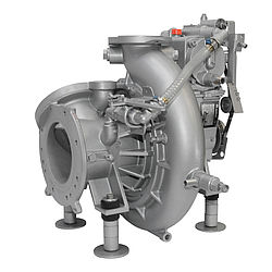 Normal pressure pump technical data - Rosenbauer