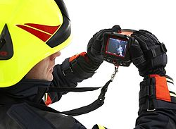 ARGUS 4 with rechargeable battery - Rosenbauer