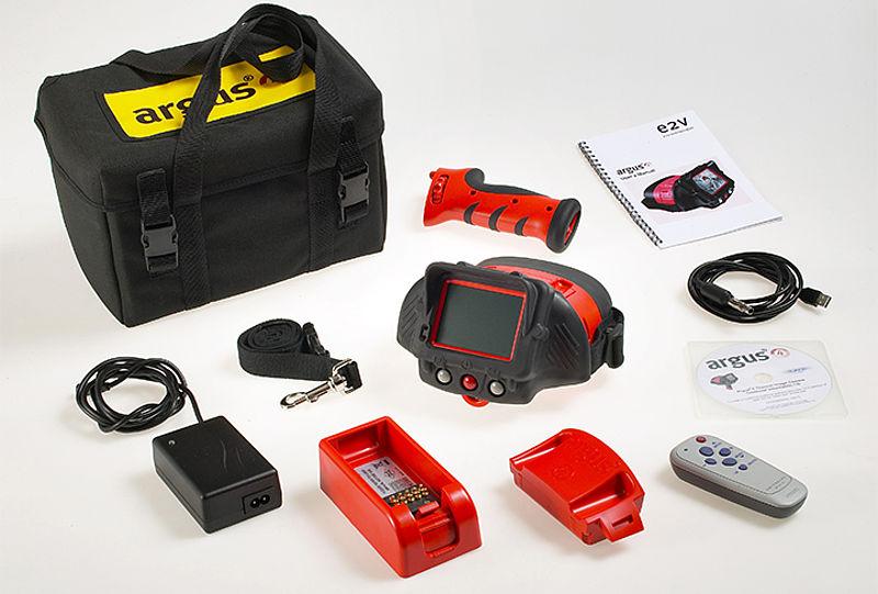 Infrared Thermographic Camera Argus 4 Rosenbauer