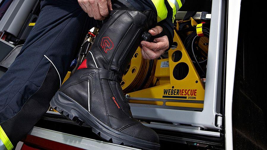 Botas de protección - Rosenbauer 840209956c148