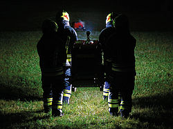 FOX supporting frame lighting - Rosenbauer