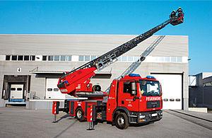 aerial ladders