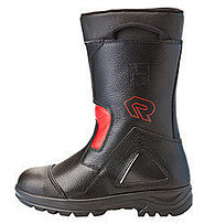 Pull-on fire fighter boots - Rosenbauer