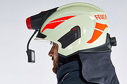 Fire fighting helmet HEROS-titan.