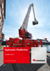 Brochure Hydraulic Platforms