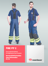 User information FIRE FIT 2 trousers