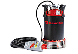 Submersible pump for fire fighting - Rosenbauer
