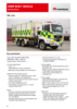Swap body vehicle MAN TGS HMC Qatar