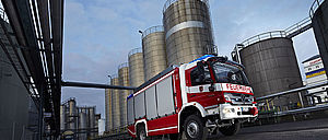 Fire fighting AT Series - Rosenbauer
