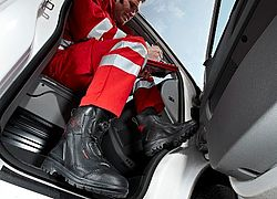 Fire boots in sporty design - Rosenbauer