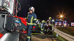 The most powerful power generators - Rosenbauer