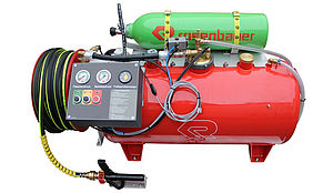 POLY CAFS systems for fire fighting - Rosenbauer