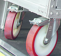 Rollers for roll-on/roll-off containers - Rosenbauer