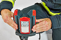 Each RLS2000 panel can be individually adjusted - Rosenbauer