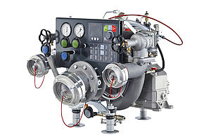 Fire pumps normal pressure - Rosenbauer