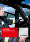 Brochure PANTHER Tactical Simulator