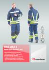 Datasheet FIRE MAX 3 NOMEX NXT