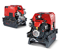 Portable fire pumps - Rosenbauer