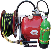 POLY CAFS fire fighting systems - Rosenbauer