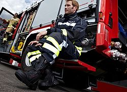 Rosenbauer TWISTER for optimum fit