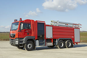 Airport fire apparatus CBS series - Rosenbauer