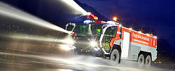 Rosenbauer PANTHER in action