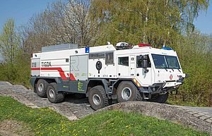Off Road Fire Truck >> Feuerwehr Extrem Rosenbauer