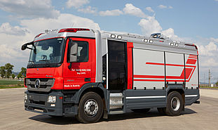 International fire trucks   Fire fighting vehicles - Rosenbauer