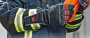 Firefighting equipment for firefighter - Rosenbauer