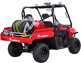 POLY CAFS extinguishing systems for ATVs - Rosenbauer
