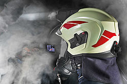 Thermal imaging camera with special applications - Rosenbauer