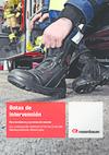 Foletto botas de protección
