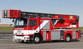 General overhaul of aerial rescue after - Rosenbauer