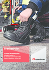 Brochure protective boots
