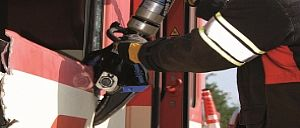 Firefighter equipment for rescue - Rosenbauer