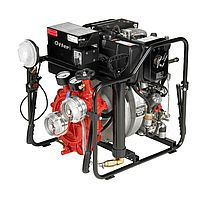 Portable & normal pressure fire pumps - Rosenbauer