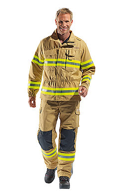 Rosenbauer Tyrol firefighter operational clothing