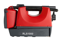 LED hand light with integrated battery - Rosenbauer