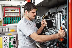 Basic packages for reliable service - Rosenbauer