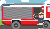 Gratis Malvorlagen Feuerwehr Stundenplan Rosenbauer