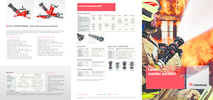 Brochure nozzles and monitors