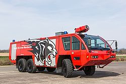 Lease ARFF vehicles - Rosenbauer