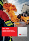 Brochure RFC POLY extinguishing systems