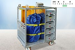 Decontamination container collection - Rosenbauer