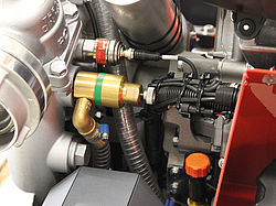 FOX overheating protection - Rosenbauer